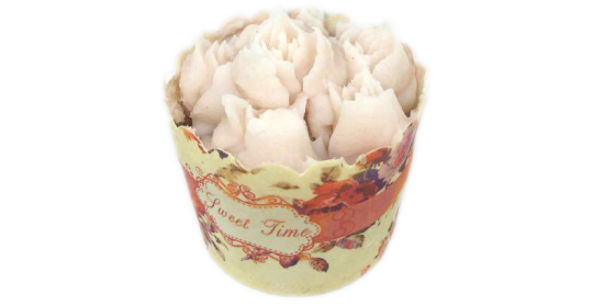 滋潤乳木果蜜糖皂 Shea Butter Cupcake soap